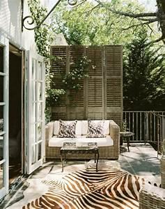 kletterpflanzen fur balkon 27 super ideen archzinenet With französischer balkon mit großer buddha für garten