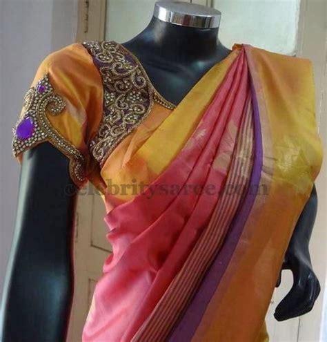 blouse designs for uppada sarees saree blouse patterns