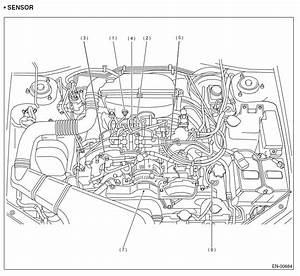 2009 Subaru Tribeca Engine Diagram