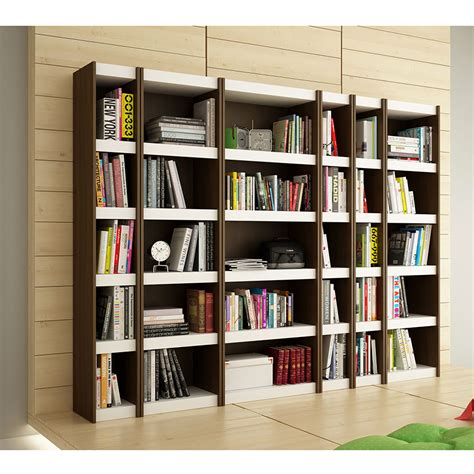 28 Inch Bookcase by Modern Shelving Panama 28 Tobacco Bookcase Eurway