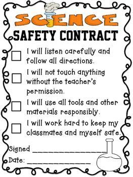 Best 20+ Lab Safety Activities Ideas On Pinterest  Science Safety Lessons, Science Safety And