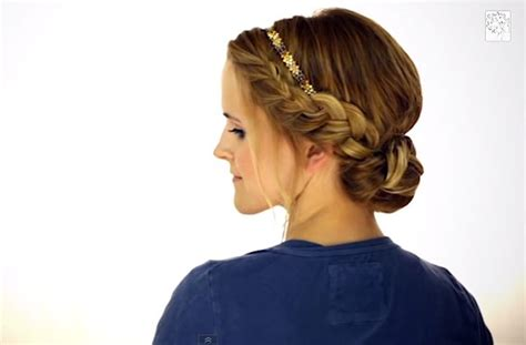 la cuisine grecque selection tuto coiffure avec un headband madmoizelle com