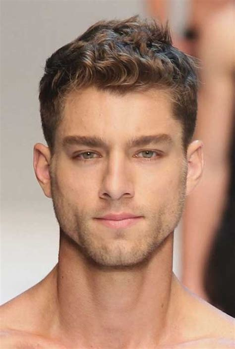 good haircuts  curly hair men   mens