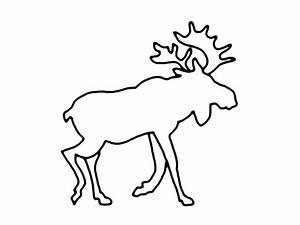 Elch Vorlage Kostenlos : ausmalbilder elch kostenlos malvorlagen zum ausdrucken ~ Lizthompson.info Haus und Dekorationen
