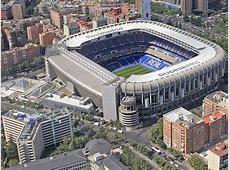 State aid for Madrid's Santiago Bernabeu stadium? It's all