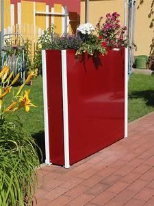 Blumenkübel Mit Sichtschutz : pflanzkasten blumenkasten in farbe gr e 90 cm x 63 cm ~ Sanjose-hotels-ca.com Haus und Dekorationen
