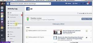 How to View and Delete Facebook Search History « Internet ...