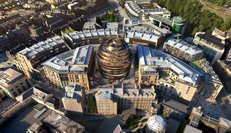 nuveen real estate welcomes zara  edinburgh st james