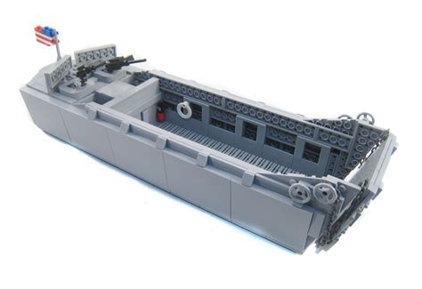 Higgins Boat Builders by Wwii Higgins Boat Lcvp A Lego 174 Creation By Brian Lyles