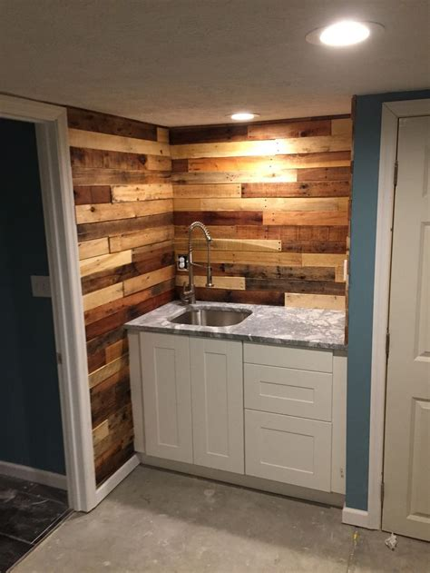 wood wall kitchen 30 best images about reclaimed walls barn wood pallet wood on pinterest