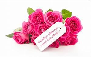 Dzien Matki 049 Kwiaty, Roze, Wszystkiego Najlepszego z ...