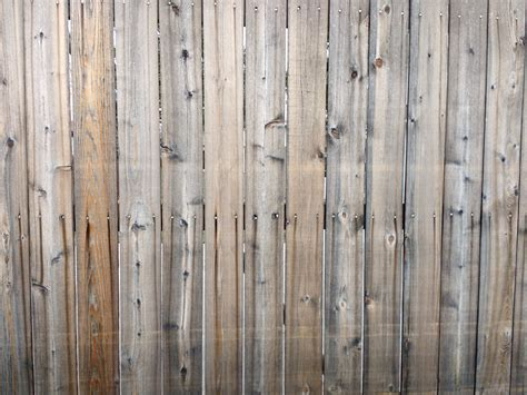 Wooden Fence Texture