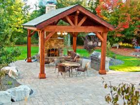 Covered Patio Pavilion Design Construction Spokane Japanese Style Gazebo Designs For The Home Garden