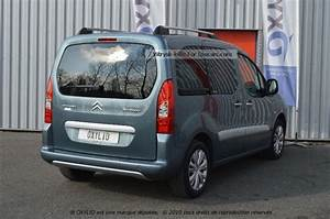 Monospace Citroen : 2012 citroen citro n berlingo ii monospace 1 6 hdi 110 cv pac car photo and specs ~ Gottalentnigeria.com Avis de Voitures
