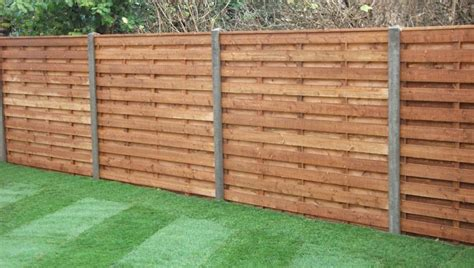 The Cost Of Installing Fence Panels