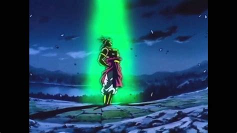 dragonball    broly  legendary super saiyan