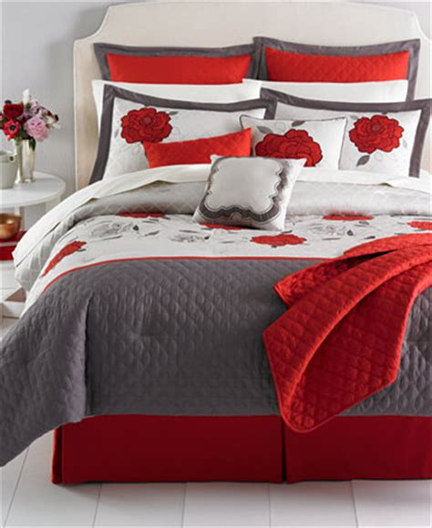 willow 22 piece king comforter set bed in a bag bed