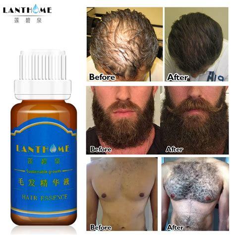 20ml Men Beard Growth Oil Hair Eyelash Eyebrow Growth