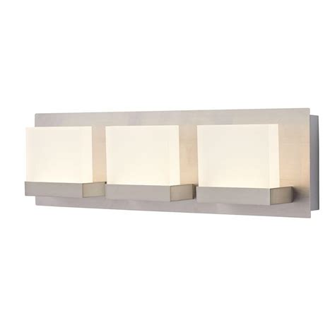 led light bar home depot home decorators collection alberson collection 3 light