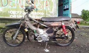 Upil Kecil  Modifikasi Dan Restorasi Yamaha V75  U0026 V80