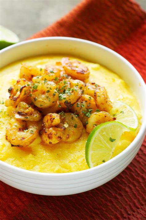 cuisine polenta cooker polenta with chili lime shrimp cooker gourmet