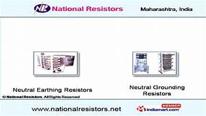 Neutral Grounding Resistor Wiring Diagram