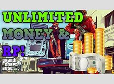GTA 5 Online Unlimited money solo and nonsolo and RP