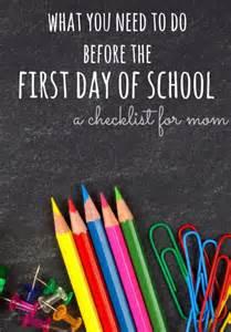 Teachers Last Day Before School Starts