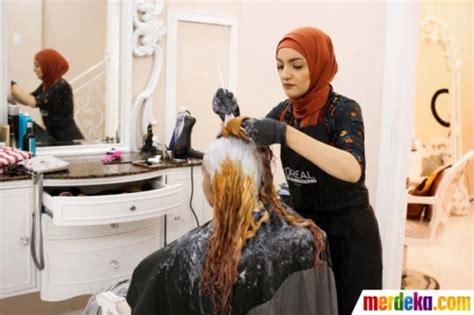 Berapa Harga Ngecat Rambut Di Salon