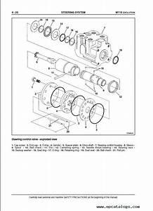 Fiat Kobelco W110 Evolution Loader Sm Pdf Download Instant