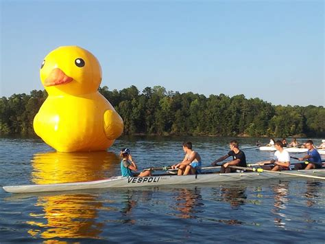 Duck Boat Races by Oct 1 Date Set For 2016 High Point Autumn Rowing Festival