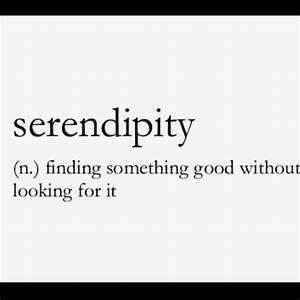 Quotes Love Serendipity. QuotesGram
