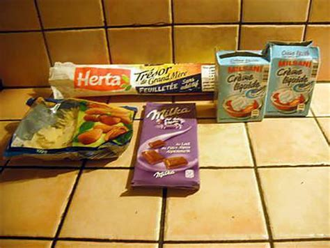 recette de tarte au chocolat au lait et aux amandes
