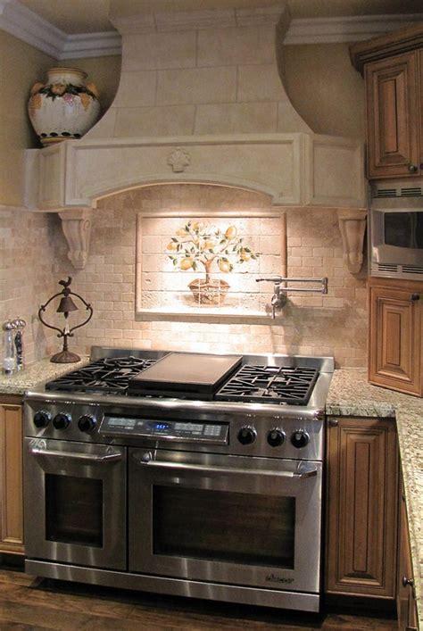 travertine kitchen backsplash ideas travertine tile backsplash ideas in exclusive kitchen designs 6355