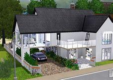 HD wallpapers maison moderne sims 4 plan www.hd71pattern.gq