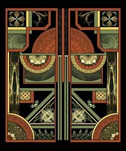 Papier Peint Art Deco : art deco inspirations on pinterest ~ Dailycaller-alerts.com Idées de Décoration