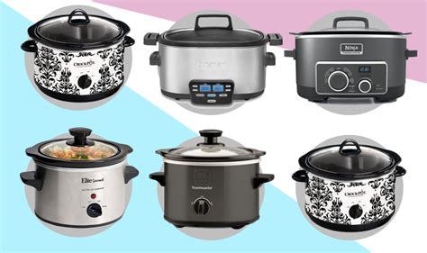 8 Best Slow Cookers & Crock Pots In 2018  Small To Large