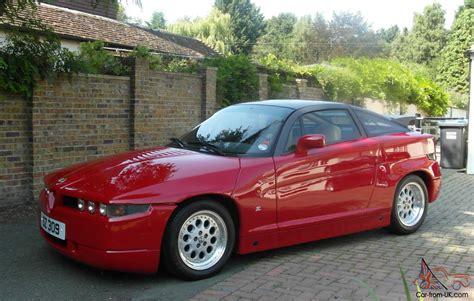Alfa Romeo Sz  Genuine 4358 Miles From New Totally