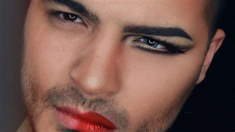 Maquillage Homme Que Penses Tu Du Maquillage Pour Homme Cola S