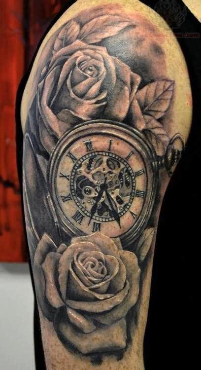 shoulder flower tattoos  women rose tattoo description  pinterestcom  searched