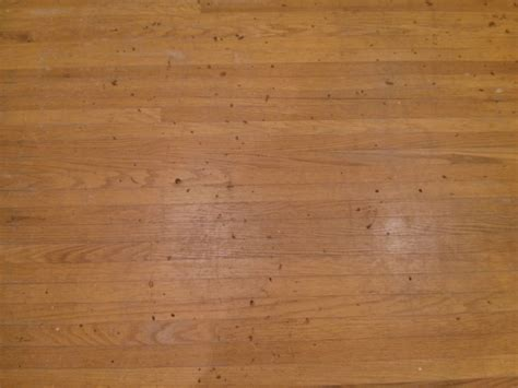 Should I refinish hardwood floor with scratches?   Home