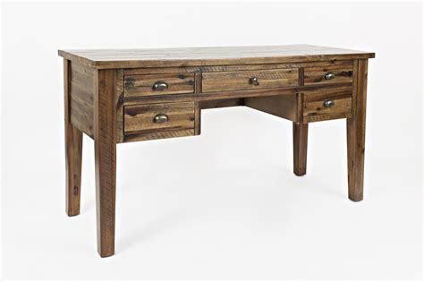 5 Drawer Desk - 5 drawer desk by jofran wolf furniture