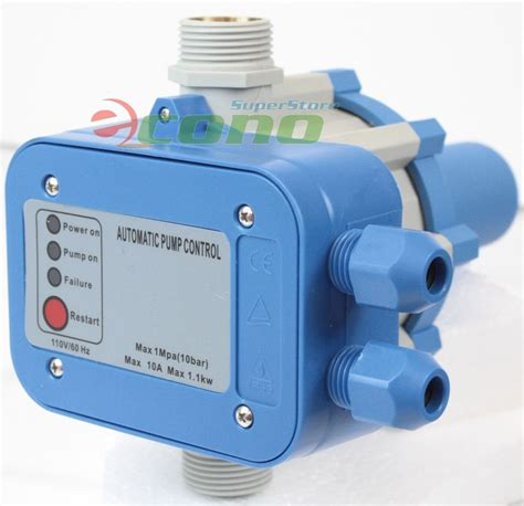 Water Pump Automatic Pressure Control Electronic