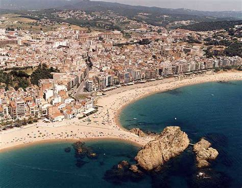 Cheap Holidays To Blanes On The Beach