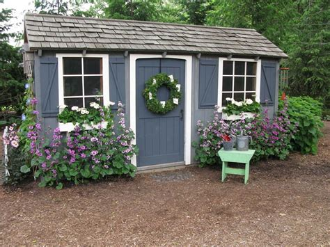 Colors For Garden Sheds by Garden Shed Colors Garden Sheds And Greenhouses