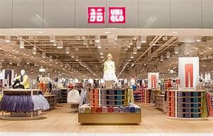 Uniqlo stores
