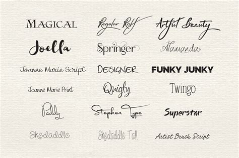 funky font bundle  behance