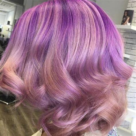 purple hair color styles 23 purple hair color ideas trending in 2018 9168