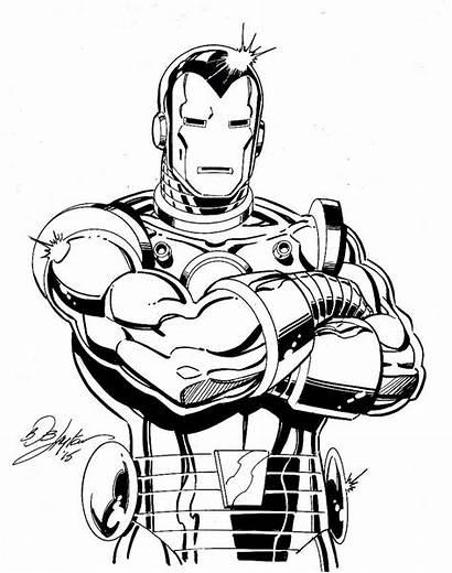 Iron Layton Bob Marvel Comics Comic 1980s