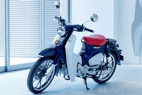 Honda Cub C125 Image by Wow Harga Honda Cub C125 Lebih Mahal Dari Cbr150r